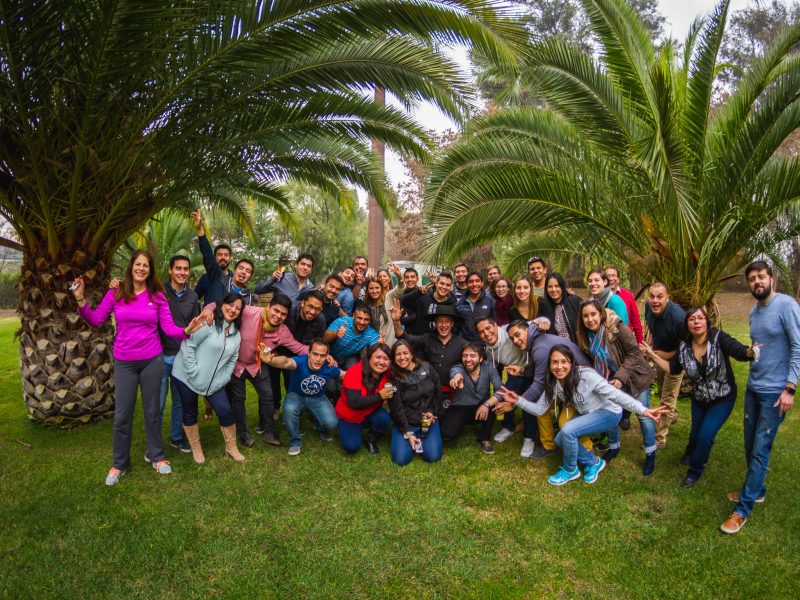 Team Building Chicureo